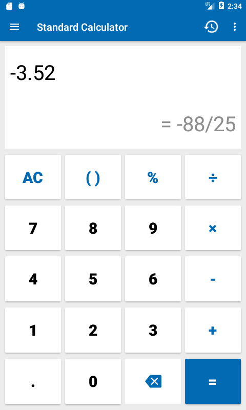 NT Calculator - Extensive Calculator Pro Screenshot 3