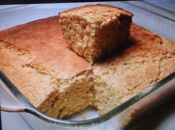 Eddies Whole Wheat Cornbread Recipe