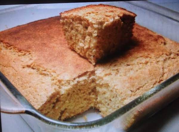 Eddies Whole Wheat Cornbread Recipe