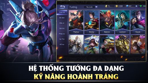 Mobile Legends: Bang Bang VNG  captures d'écran 3