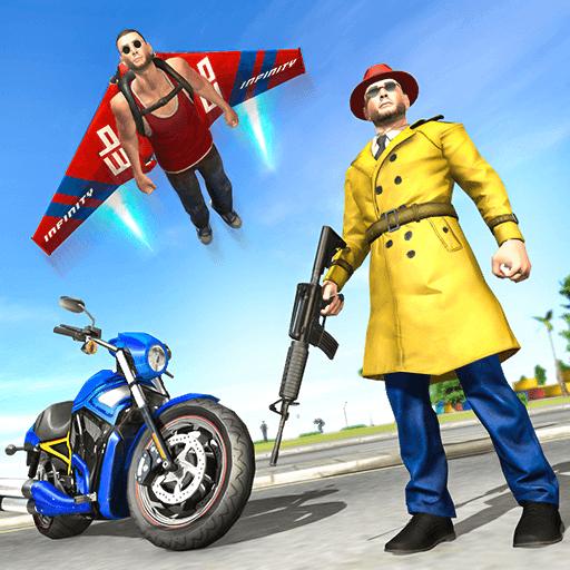 Gangster Crime Simulator 2019: Crime city Gangster