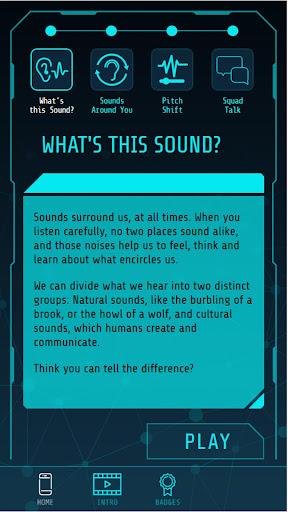 NPS Sound Rangers 2.0.1 screenshots 1