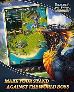 Dragons Of Atlantis APK screenshot thumbnail 10