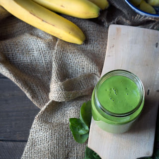 The BEST Green Smoothie.