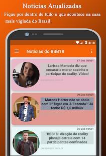 Notícias do BBB18 - náhled