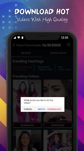 Video Downloader for TikTok screenshot 6