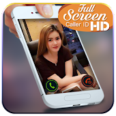 Full Screen Caller ID HD