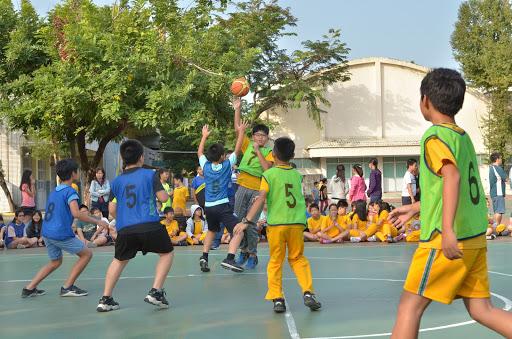 108.11.27六乙籃球比賽