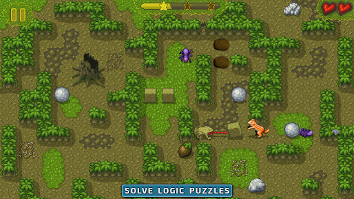 🐿 Chipmunk's Adventures: Logic Game & Mind Puzzle androidhappy screenshots 1
