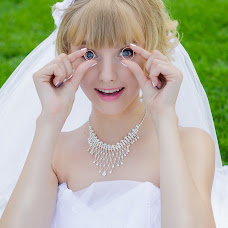 Wedding photographer Natalya Kulikova (nicol2103). Photo of 23.08.2015
