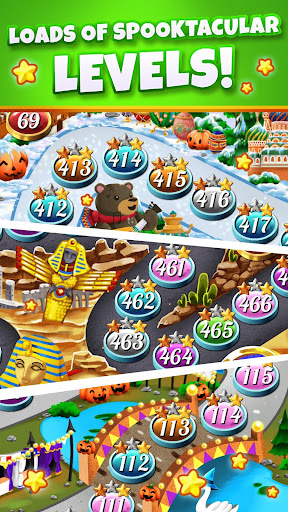 Witch Puzzle - New Match 3 Game 2.10.0 screenshots 15