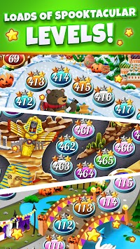 Witch Puzzle - Match 3 Game APK screenshot thumbnail 16