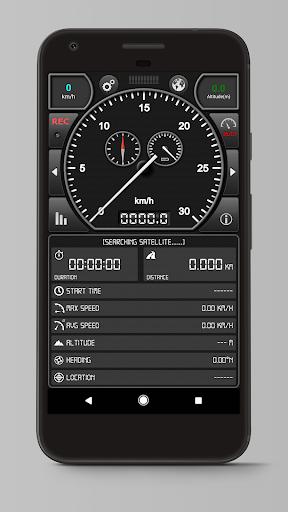 GPS Speed screenshot 1