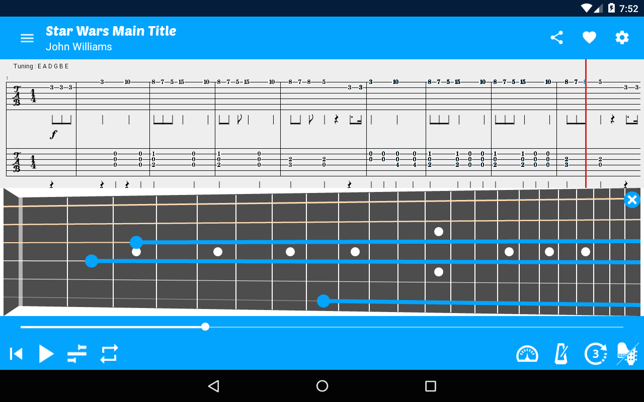 Jellynote - Tabs u0026 Sheet Music - Android Apps on Google Play