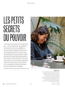 GQ France- screenshot thumbnail