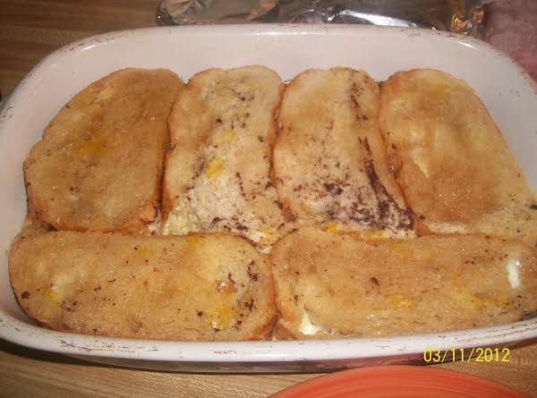 Overnight Creme Brulee French Toast Recipe