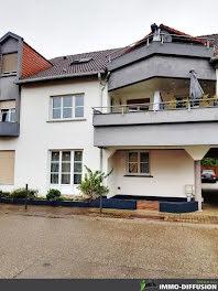 appartement à Morsbach (57)