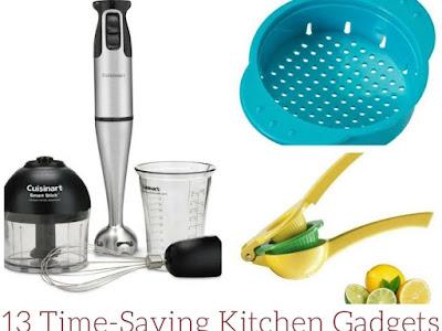 13 Time-Saving Kitchen Gadgets