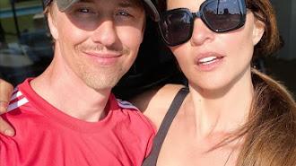 Foto que ha subido Romina con Guti a su cuenta de Instagram.