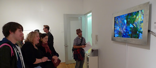 Photo: Generation 244 at Able Fine Art, NYC 2010.10