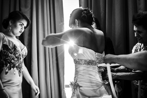 Fotógrafo de bodas Eder Peroza (ederperoza). Foto del 16.01.2017