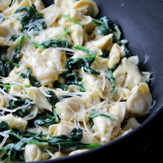 Spinach Cheese Tortellini Recipes.