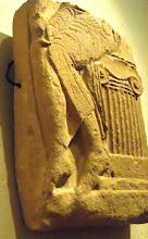 Photo: Apollonia Museum - Hellenistic grave stelae