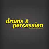 drums & percussion · epaper