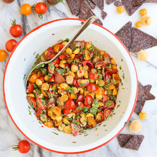 Cherry Tomato Salsa Recipes