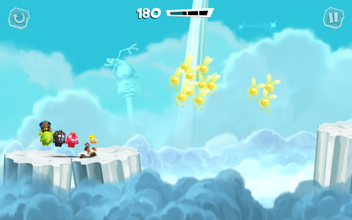 Rayman Adventures  screenshots 11