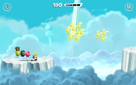 Rayman Adventures apk screenshot