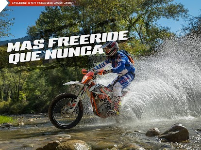 EnduroPro Magazine- screenshot thumbnail
