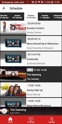 Radio Jamaica 94FM screenshots 3