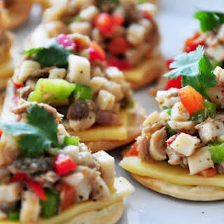 Appetizers With Crackers Recipes.