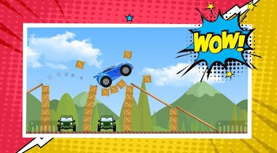 Bluewill Racing Car Climb - náhled