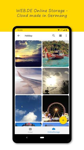 WEB.DE Mail & Cloud  screenshots 4
