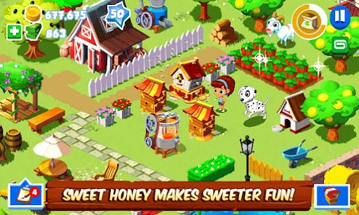 Green Farm 3 MOD APK (Unlimited Money) 3