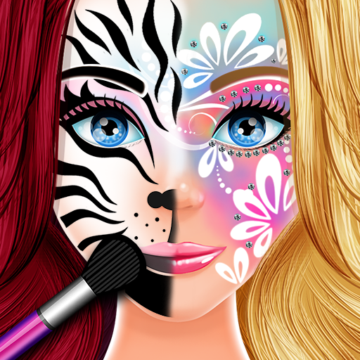 Face Paint Costume Party Salon file APK for Gaming PC/PS3/PS4 Smart TV