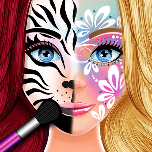 Face Paint Costume Party Salon (game)