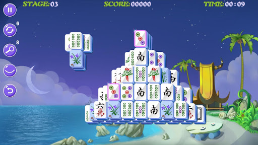 Kungfu Mahjong™ apkmartins screenshots 1