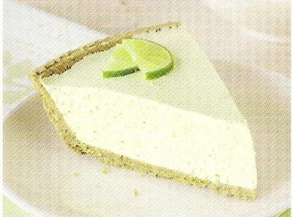 Lime Chiffon Pie Recipe
