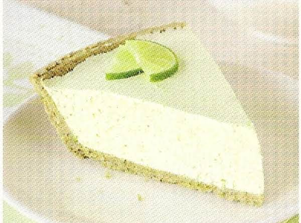 Lime Chiffon Pie Recipe