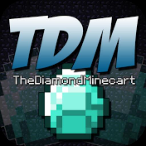 The Diamond Minecart Wallpaper 個人化 App LOGO-APP開箱王