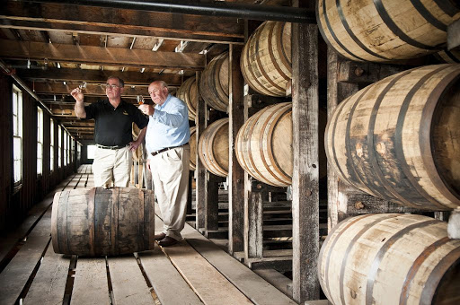 Barrel-Proof Whiskey Means Big Flavors