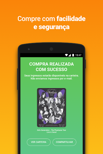Ingresse - Ingressos e Eventos 3.2.3 Screenshots 3