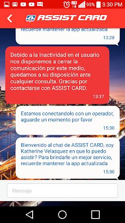 ASSIST CARD 3.0.26 screenshot 2092432