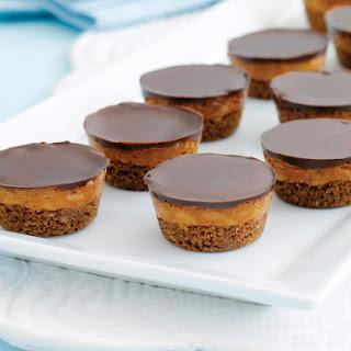 Chocolate Caramel Cups.