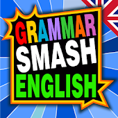 Grammar Smash English - Basic ESL Course & Lessons