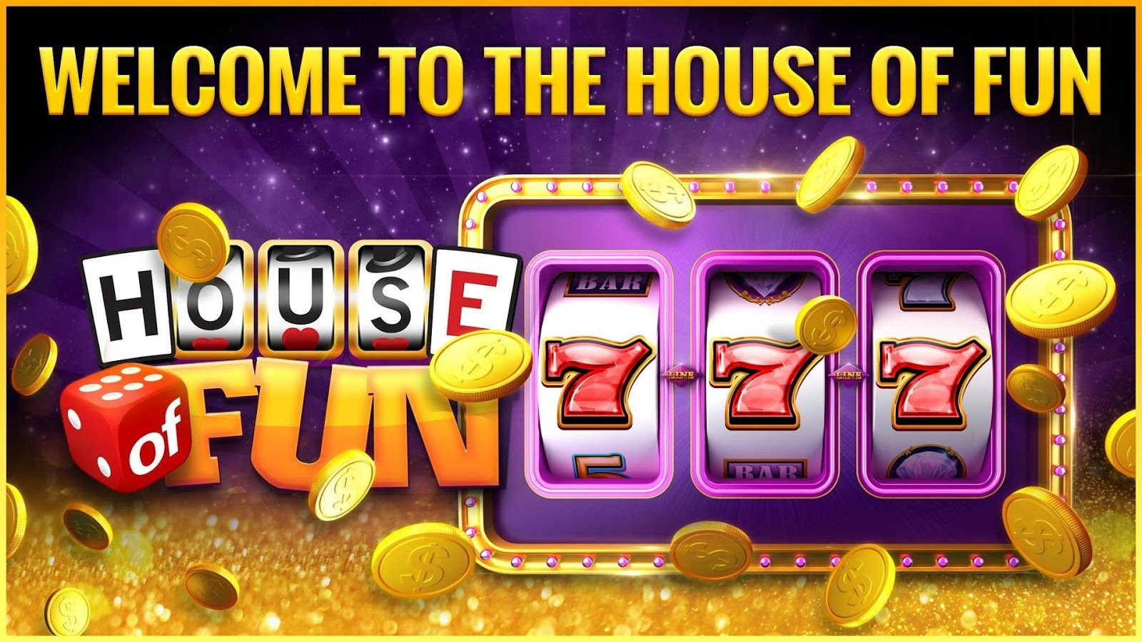 Free House Of Fun Slots