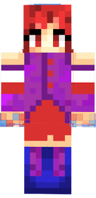 my new skin of Crystal